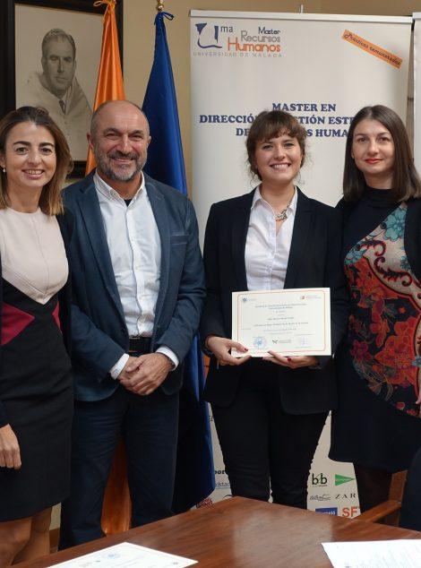 Entregado Premio al Mejor TFG en Economía