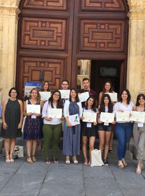 11 alumnos de la Universidad de Málaga becados para un Curso de Verano en la Universidad de Alcalá