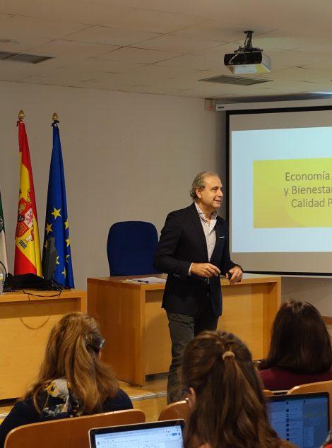 Conferencia Economía Circular y Bienestar Animal en Calidad Pascual