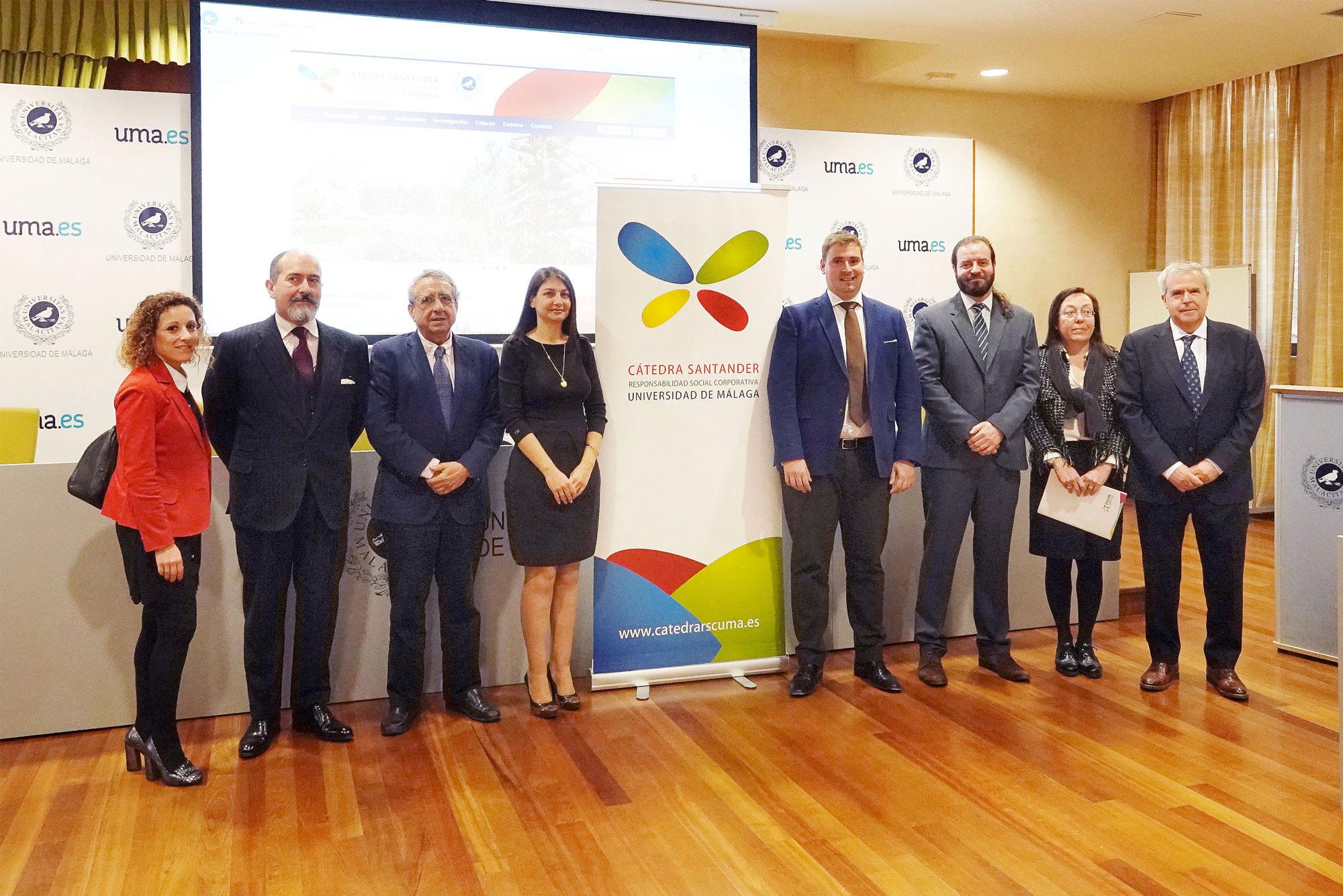 Entregado PREMIO a la Mejor Tesis Doctoral sobre RSC/Sostenbilidad