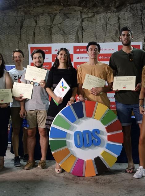 Becados 9 alumnos de la UMA en el Curso de Verano: ODS y Economía Circular